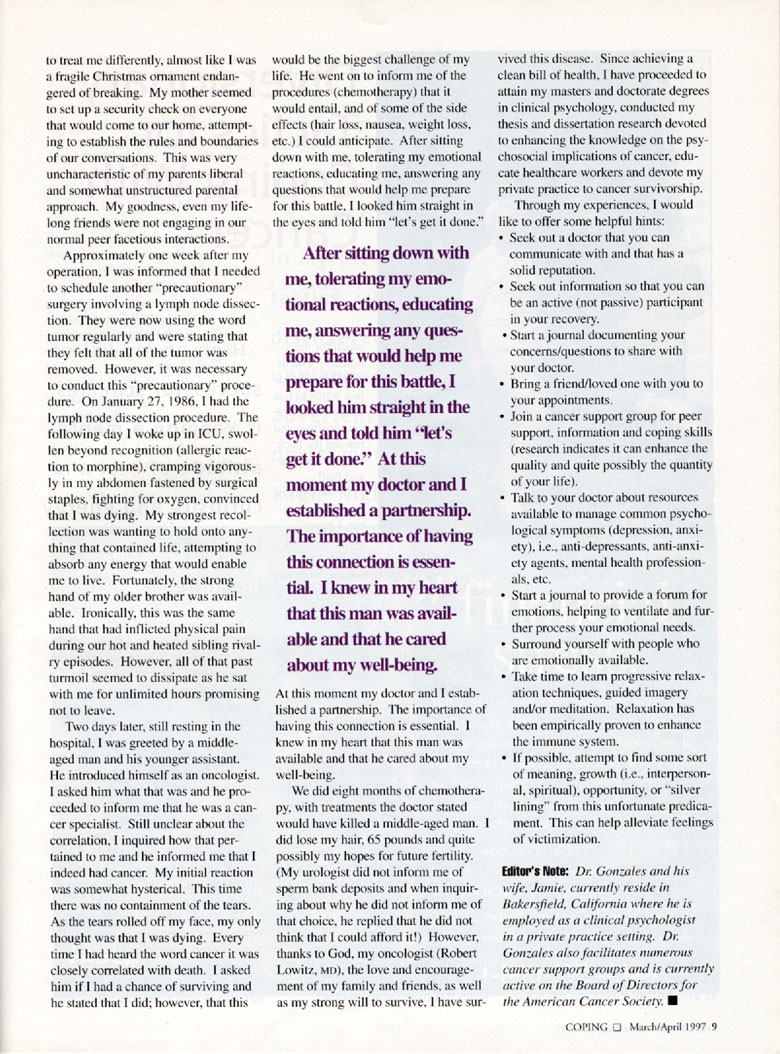 Coping Magazine - Page 8